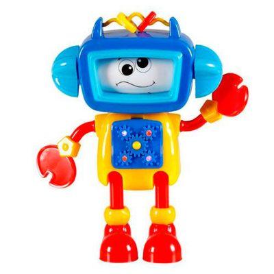 Robô de Atividades Roby Azul - Elka