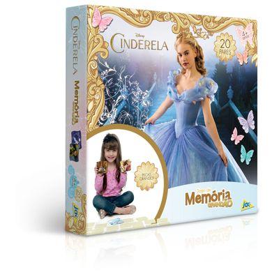 Jogo-da-Memoria-Grandao---20-Pares---Cinderela---Princesas-Disney---Toyster
