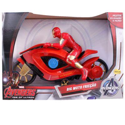 Moto-de-Friccao-Com-Personagens---Iron-Man---Yellow