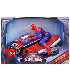 Motocicleta-Spider-Man---Yellow