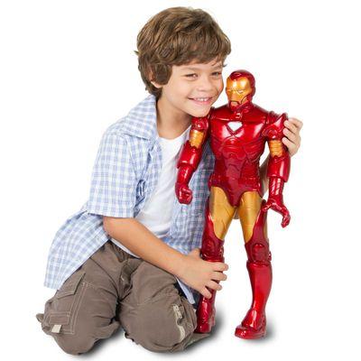 Boneco Iron Man Premium Gigante - Mimo - Disney