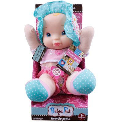 Boneca-Baby-s-First---Umbiguinho---New-Toys
