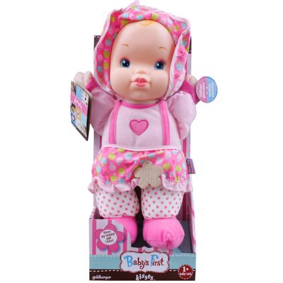 Boneca-Baby-s-First---Doce-Beijinho---Rosa---New-Toys