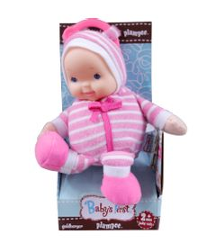 Boneca-Baby-s-First---Mobile-e-Chocalho---Rosa---New-Toys