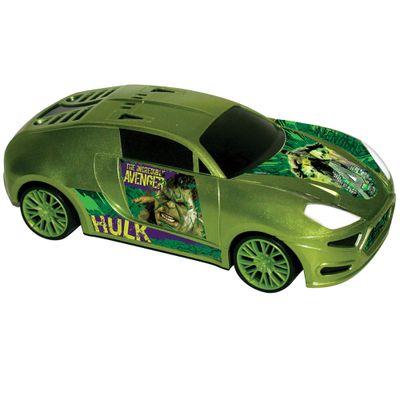 Carro-de-Friccao-Avengers-Metalizado---Hulk---Yellow