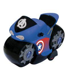 Smart-Moto-de-Friccao-com-Luz-e-Som---Avengers---Capitao-America---Yellow