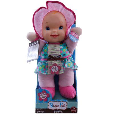 Boneca-Baby-s-First---Risada-Fofinha---Floral---New-Toys