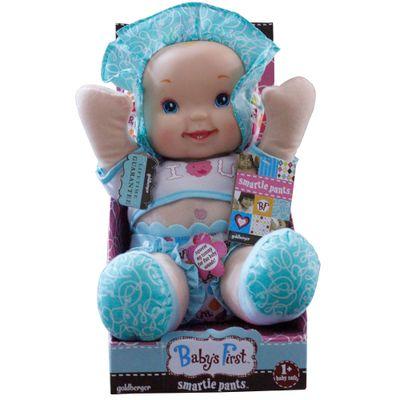 Boneca-Baby-s-First---Umbiguinho-Vestido-Verde---New-Toys