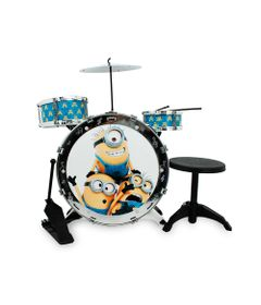 Bateria-Musical-Minions-Toyng