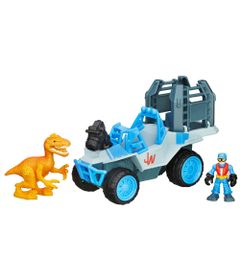 Veiculo-Jurassic-World---Caminhao-com-Jaula---Playskool-Heroes---Hasbro-1