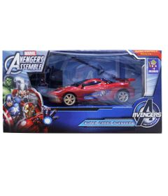 Carro-de-Controle-Remoto---Iron-Man---Avengers---Mimo