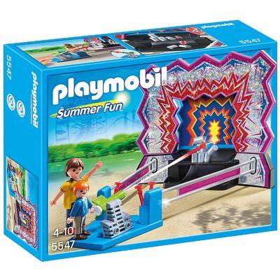 Playmobil Parque de Diversões - Tiro ao Alvo - 5547