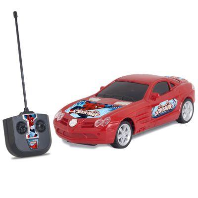 3186-Carro-de-Controle-Remoto-Marvel-Spider-Man-Mimo
