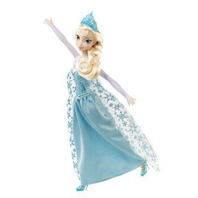 Boneca-Musical---Disney-Frozen---Elsa---Mattel