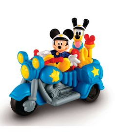 Mini-Veiculo---Moto-Patrulha-Mickey-Mouse---Fisher-Price-1