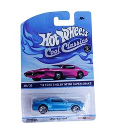 Carrinho-Hot-Wheels---Classicos---10-Ford-Shelby-GT500-Super-Snake---Mattel