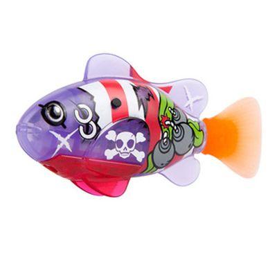 Robô Fish Série Pirata - Roxo - DTC