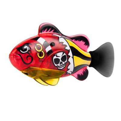 Robô Fish Série Pirata - Vermelho - DTC