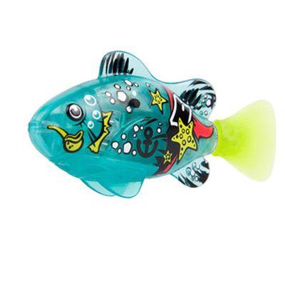 Robô Fish Série Pirata - Azul - DTC