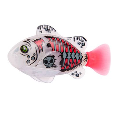 Robô Fish Série Pirata - Branco - DTC