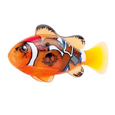 Robô Fish Série Pirata - Laranja - DTC