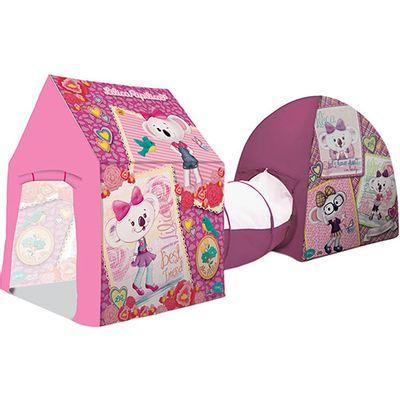 Barraca Infantil 3 em 1 - Lilica Ripilica - Bang Toys