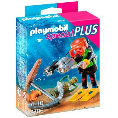 Playmobil---Especial-Plus---Mergulhador---4786