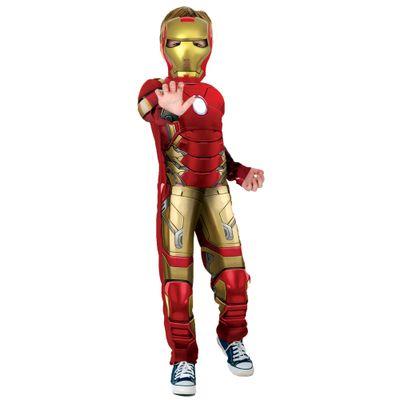 Fantasia Longa - Os Vingadores - A Era de Ultron - Homem de Ferro - Rubies - M - Disney