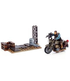 Playset-Mega-Bloks---Call-of-Duty---Fuga-na-Moto---Mattel