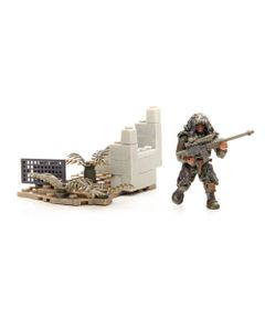 Playset-Mega-Bloks---Call-of-Duty---Ghillie-Sniper---Mattel