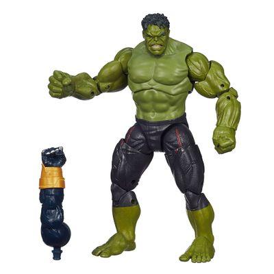 Boneco Marvel Legends Infinite Series - Build a Figure - Avengers - Hulk - Hasbro