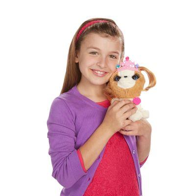 Pelúcia FurReal Friends - Pets com Estilo - Cachorrinha - Hasbro