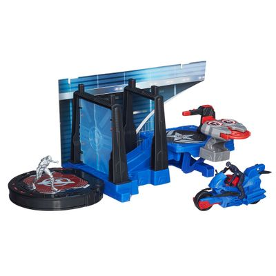 Playset Avengers Age of Ultron - Defesa da Torre - Hasbro - Disney
