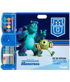 Kit-de-Pintura---Universidade-Monstro-S.A---Multikids