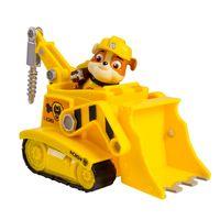 Rubble-Diggin-Bulldozer