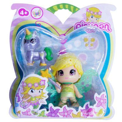 Mini-Boneca-Pinypon---Fantasias---Borboleta-Verde---Multikids