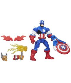 Boneco-Marvel-Super-Hero-Mashers-Battle-Capitao-America-Hasbro