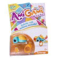 Mini-Figura-AmiGami---Tartaruga---Mattel