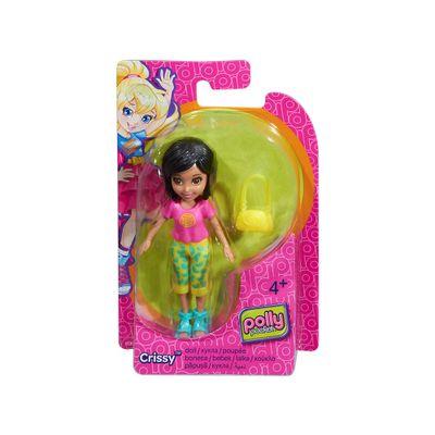 Crissy-Conjunto-Rosa-e-Amarelo---Mattel