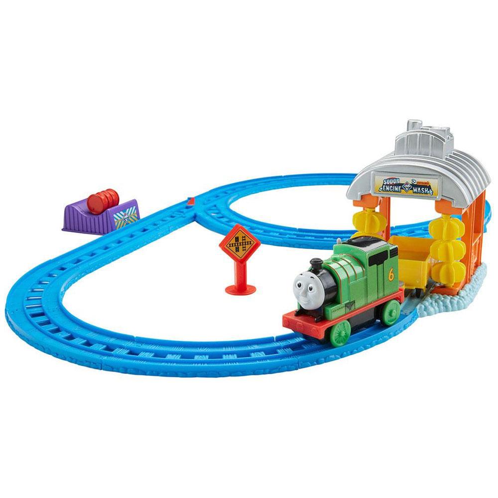 Ferrovia Thomas & Friends - Percy no Lava Rápido - Fisher - Price