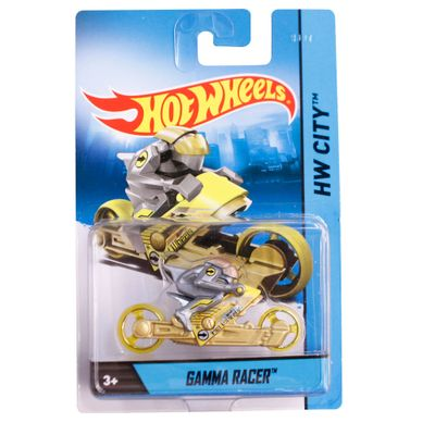 Hot Wheels - Motor Cycles - Gama Racer - Mattel