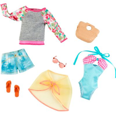 Pack Com 2 Vestidos Barbie Fashion - Serie 3 - Mattel