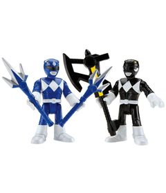 Mini-Figuras-Imaginext-Go-Go-Power-Rangers-Rangers-Azul-e-Preto-Fisher-Price