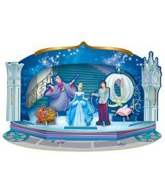Playset---Momentos-Magicos-Princesas-Disney---Cinderela---Estrela