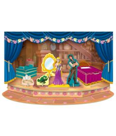 Playset---Momentos-Magicos-Princesas-Disney---Rapunzel---Estrela