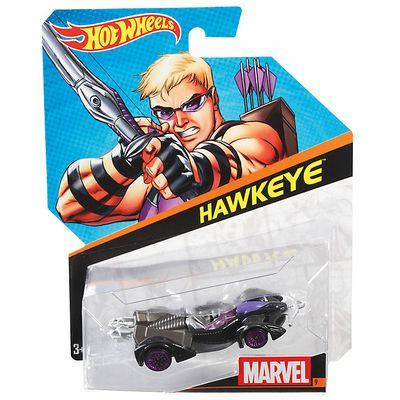 Carrinho Hot Wheels Marvel - Hawkeye - Mattel - Disney