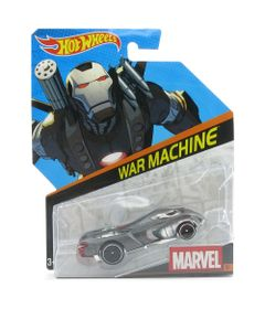 Carrinho-Hot-Wheels-Marvel-War-Machine-Mattel