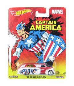Carrinho-Hot-Wheels-Cultura-Pop-Marvel-Capitao-America-38-Doge-Airflow-Mattel