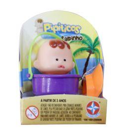 Mini-Boneco-Pipitico---Minininho-com-Baldinho-Roxo---Estrela