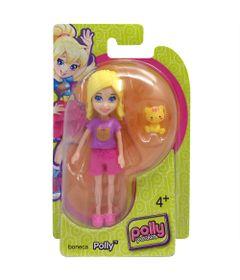 Boneca-Polly-Pocket-Polly-com-Gatinho-Amarelo-Mattel